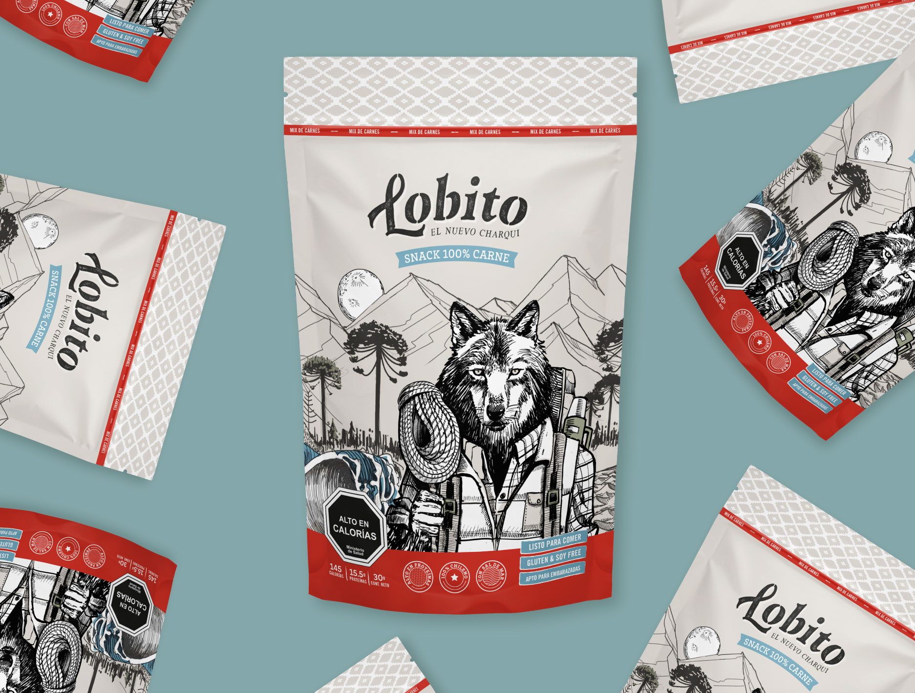 Lobito — Packaging
