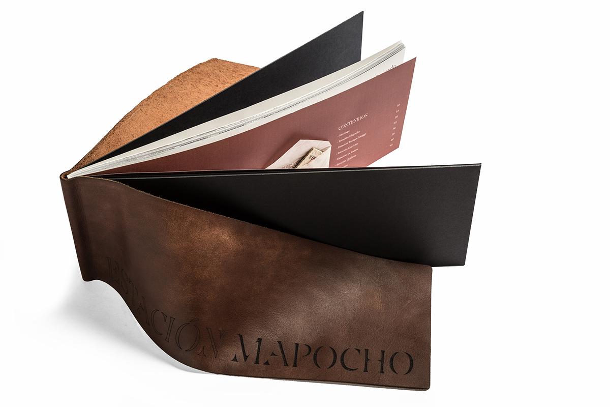 Estación Mapocho, un viaje al pasado — Libro