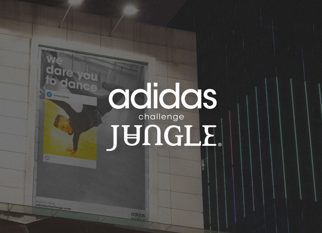 Adidas + Jungle campaign — Proyecto