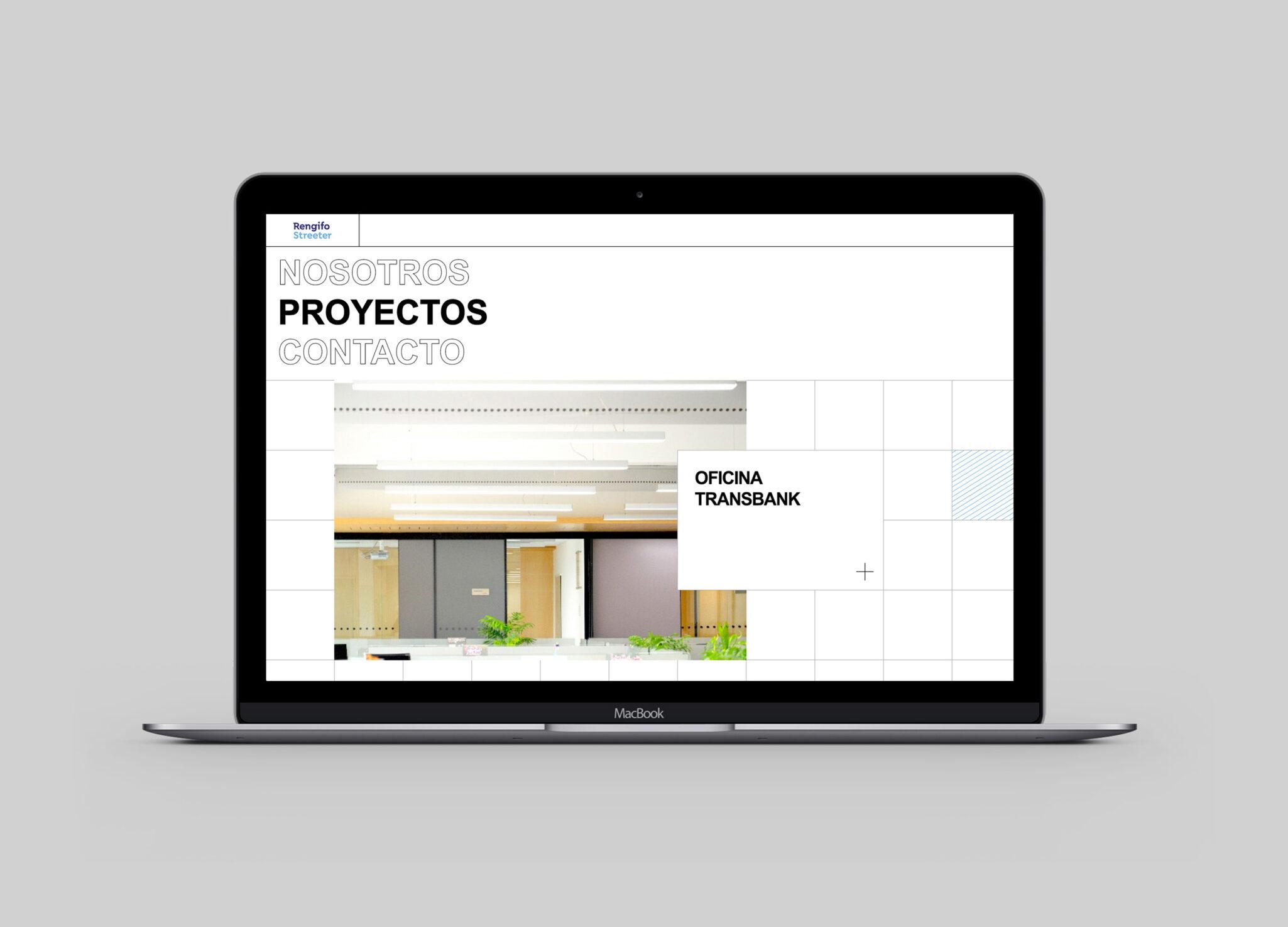 Rengifo Streeter — Web