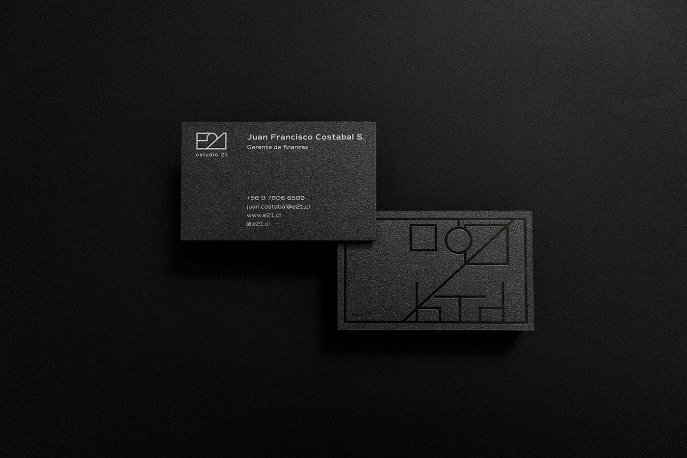 Estudio 21 — Branding