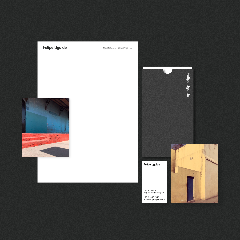 Felipe Ugalde — Branding