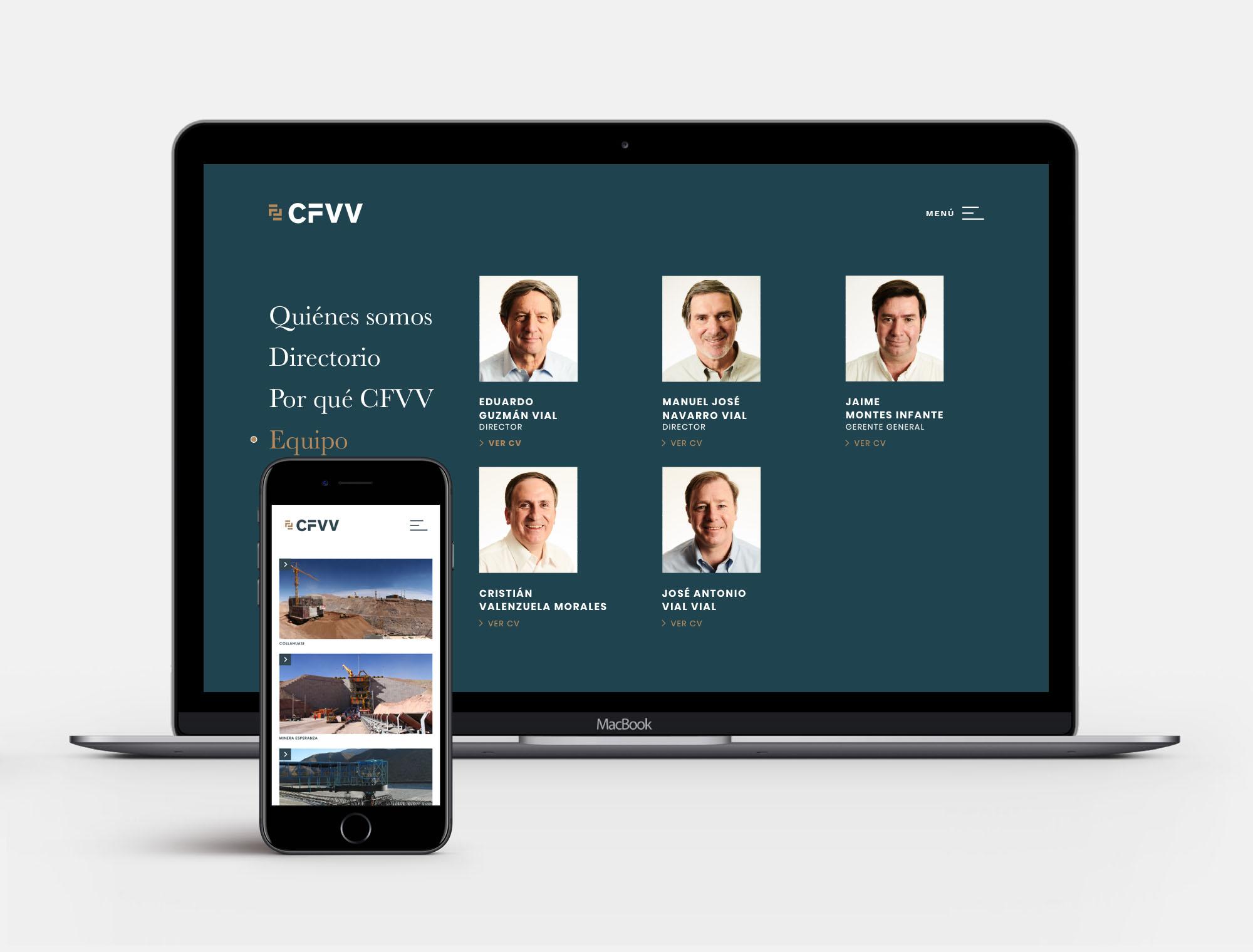 CFVV — Branding