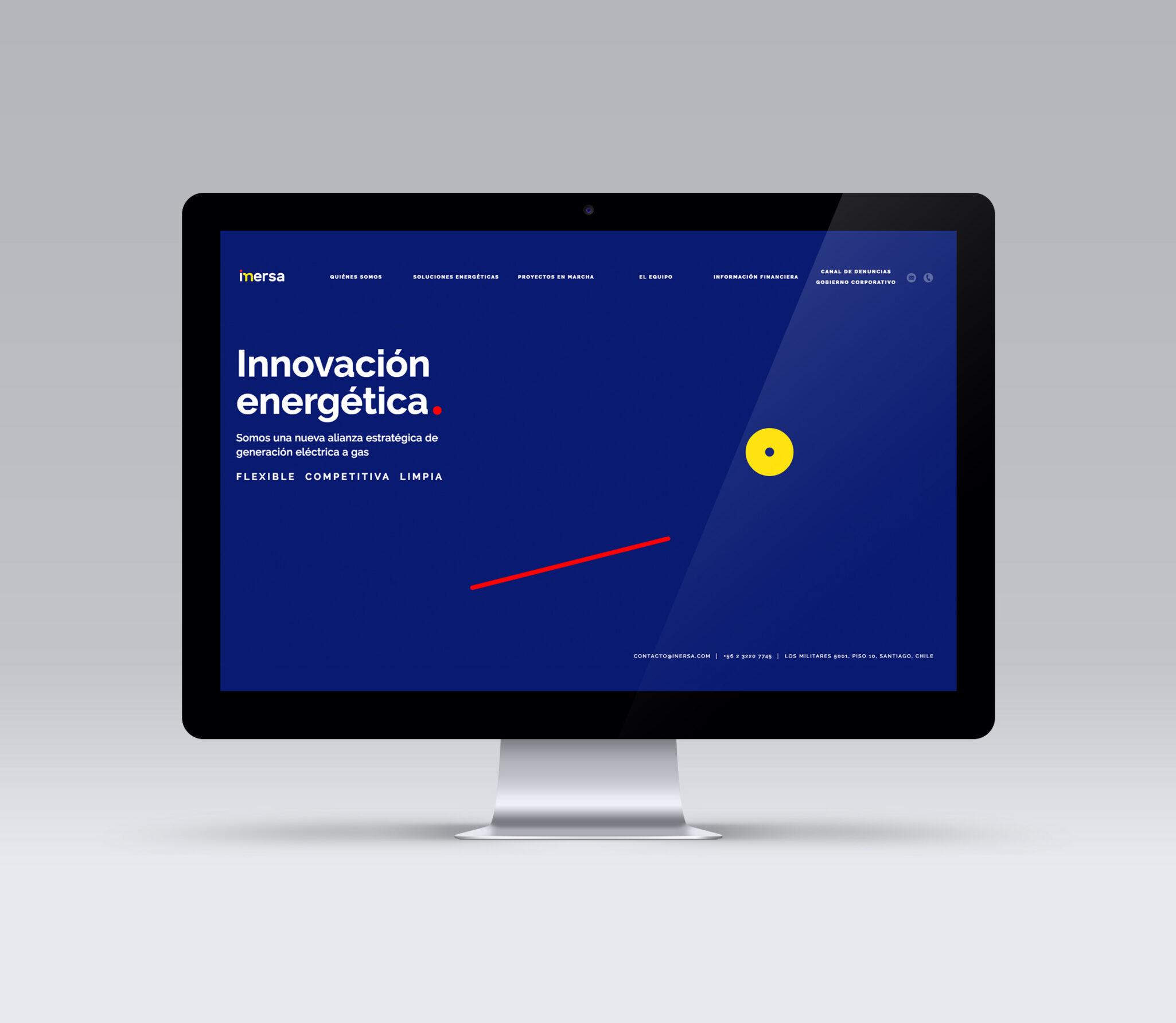 Inersa — Branding